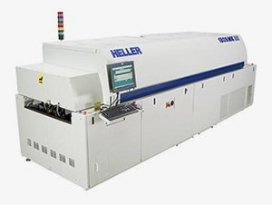 Heller Reflow Soldering Systems