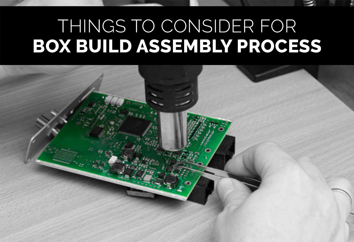 box build pcb assembly