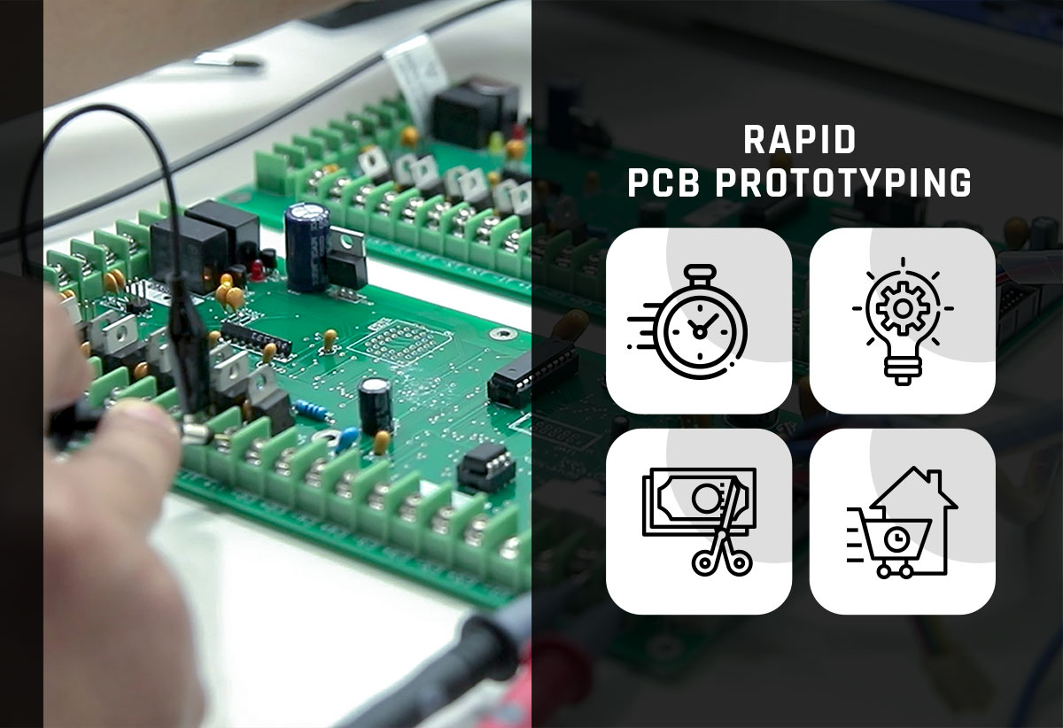 rapid pcb prototyping